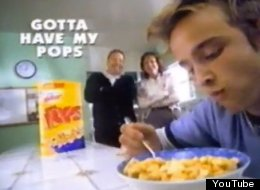 Aaron Paul Corn Pops Commercial