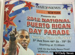 Daily News Cuban Flag