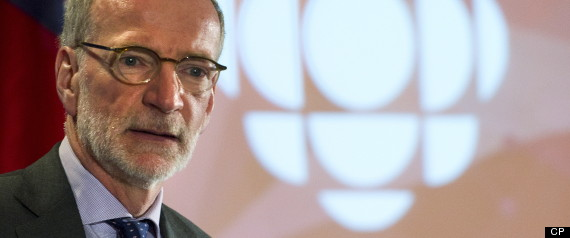 Hubert Lacroix Cbc Cuts