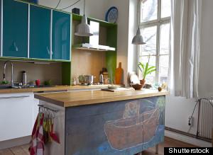 espacio almacenar cocina