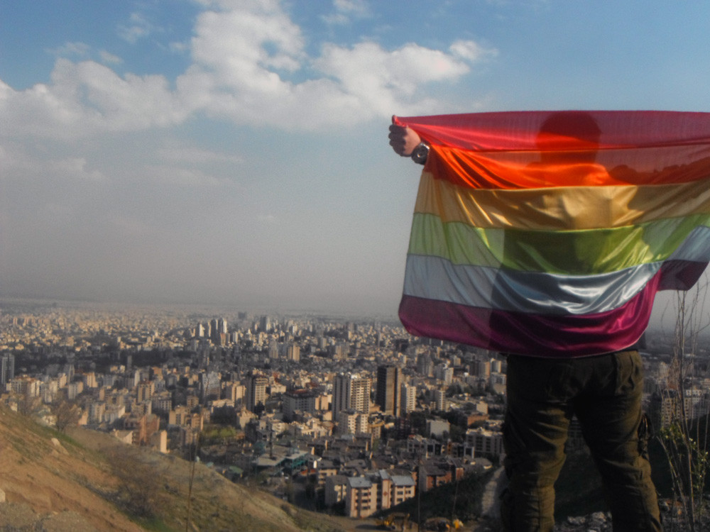 tehran gay rights