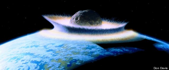 ASTEROID WARNING SYSTEM