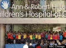 Childrens Memorial Hospital Lurie Move