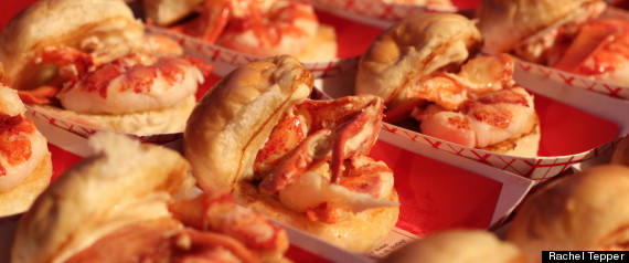 LOBSTER ROLL RUMBLE