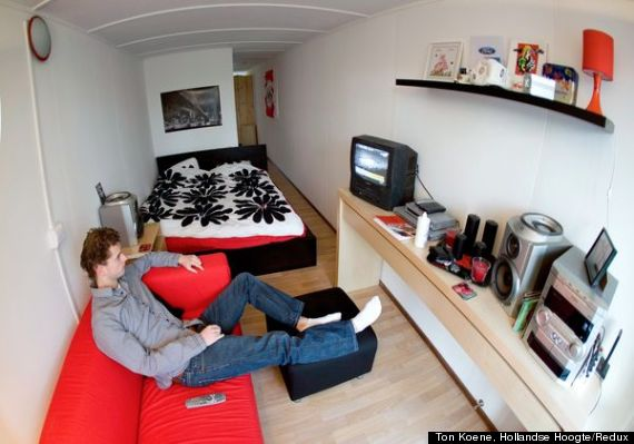 amsterdam container houses