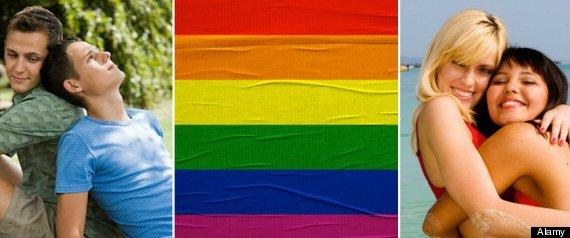 GROWING UP GAY LGBT