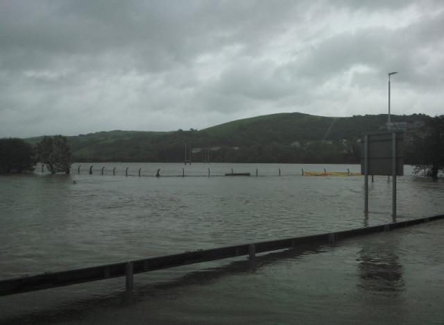 aberystwyth flooding
