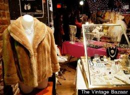 Vintage Bazaar Holds First Summer Market Sunday