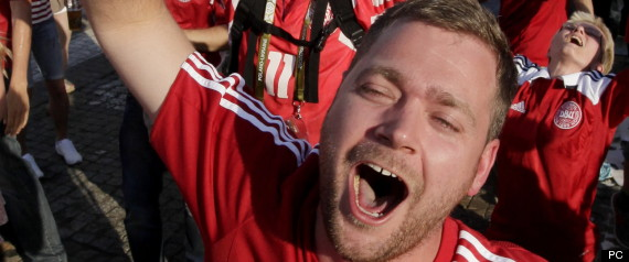 EURO 2012 DANEMARK