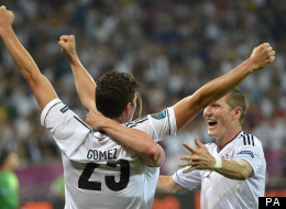 Gomez Germany Euro 2012