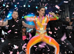PHOTOS: Cheryl, Justin, Usher At Summertime Ball