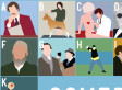Comedy Film Alphabet By Stephen Wildish (PICTURE)