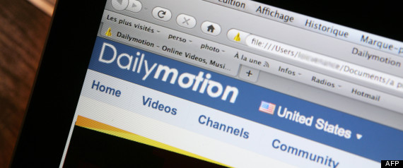 Orange Dailymotion