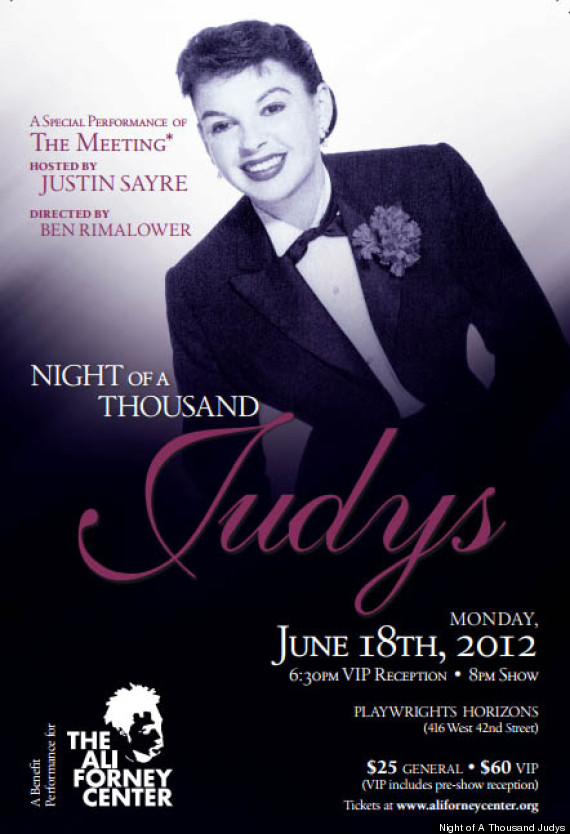night of a thousand judys