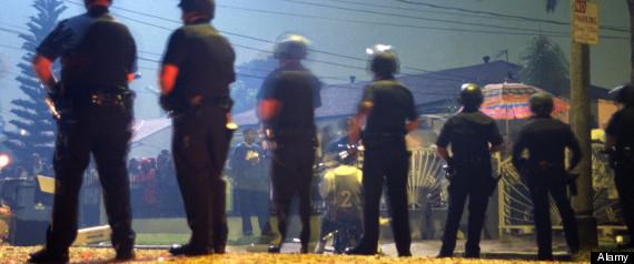 FATAL POLICE SHOOTINGS LA