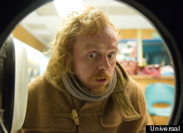 Simon Pegg: 'I Pay A Tax For Success'
