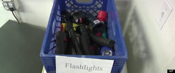 Flashlightbombs