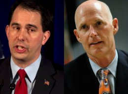 Scott Walker Rick Scott
