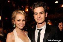 Emma Stone & Andrew Garfield Look Set To Tie The Knot At Tony Awards