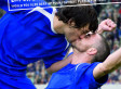 Germany's Anti-Homophobia Ad Shows Two Soccer Players In Steamy Kiss (PHOTO)