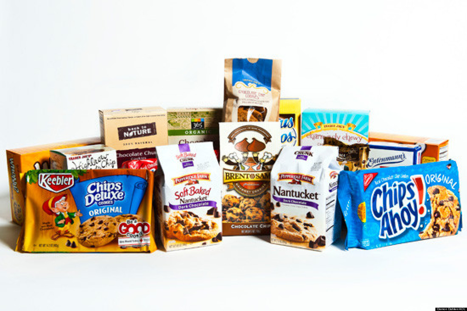 The Best Store-Bought Chocolate Chip Cookie Brands: Our Taste Test ...