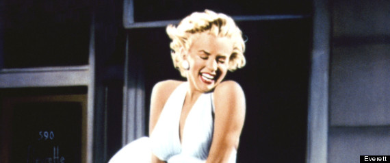 Marilyn Monroe Hologram