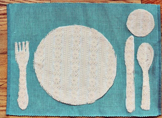 Craft Of The Day Dress Up Your Table With Whimsical