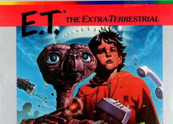 [Atari 2600] Criador de E.T.: The Extra-Terrestrial diz qual é o pior jogo já feito Original