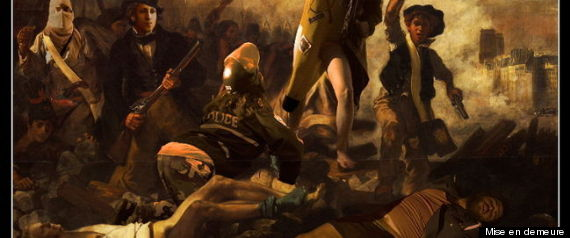 Mise En Demeure Delacroix