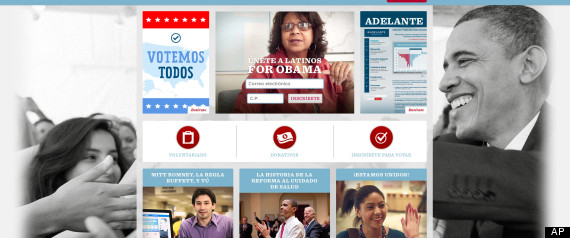 CAMPAIGN ADS HISPANIC VOTERS