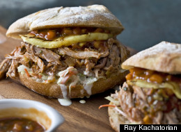10 Meaty Man'wiches For Father's Day