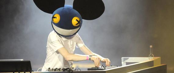 DEADMAU5 DJ