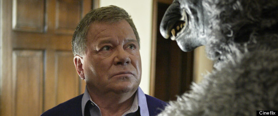 William Shatner Weird Or What