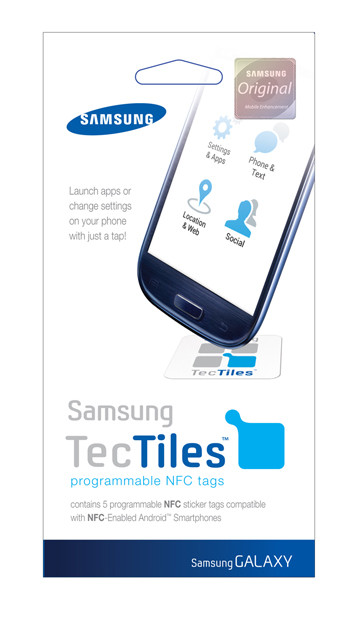 tectiles package