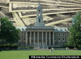 Penn State Money Cost College