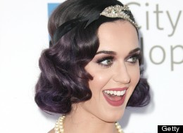 Katy Gets Into A Flap