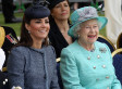Kate Middleton Repeats M Missoni At Another Diamond Jubilee Event (PHOTOS)