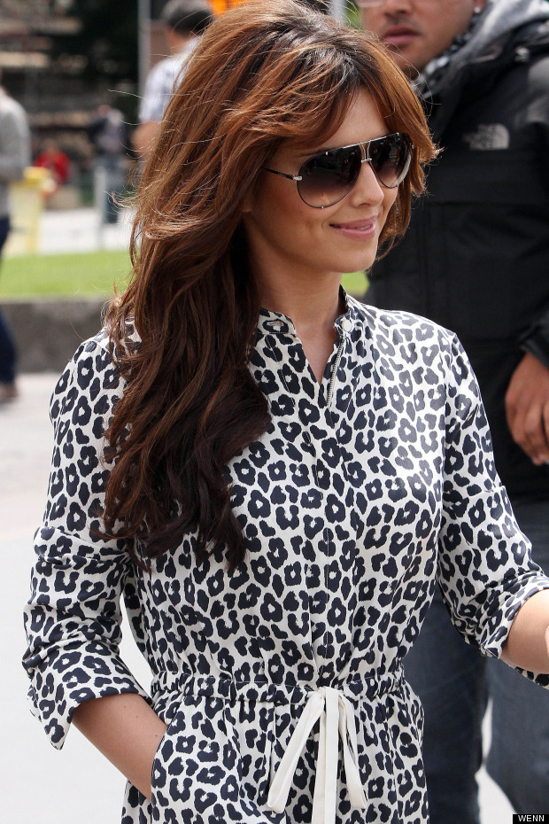 cheryl cole paris