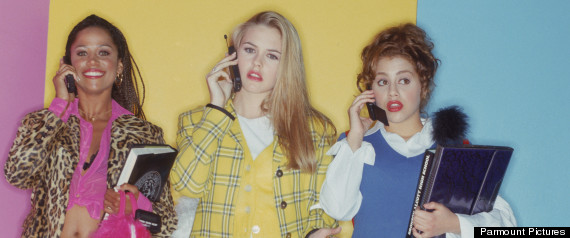 Bringing The 90s Into 2012 Fashion Trends We Love From The Past Photos