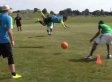 Kickball: Ricky Laforge, 'New York Shower Hammers' Player, Scores Amazing Game-Winning Run (VIDEO)