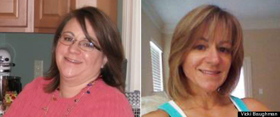 Weight Loss Success Vicki Baughman