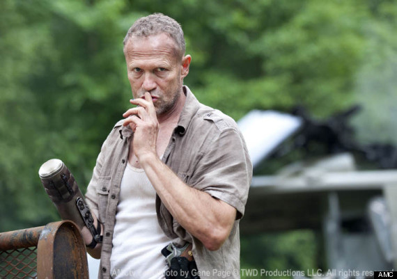 the walking dead merle