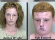 Amber Wright, Kyle Hooper Guilty In Seath Jackson's Murder After Luring Ex-Boyfriend To His Death
