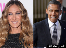 From SJP To Mariah Carey: How Obama Stays Cozy With The A-List