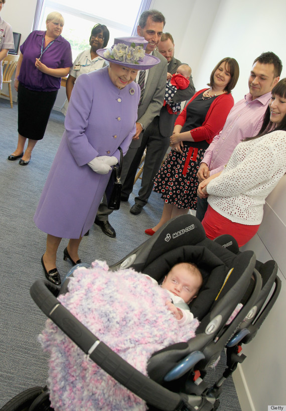 diamond jubilee maternity ward