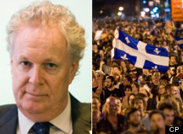Jean Charest Powerpoint Leak