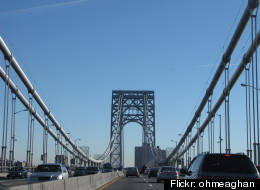 Gw Bridge Carpoolers Ticketed