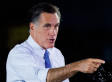 Mitt Romney Tour Bus Honks, Taunts Obama Supporters