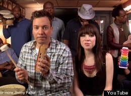 Call Me Maybe Jimmy Fallon