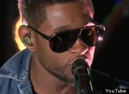 Usher Pumped Up Kicks